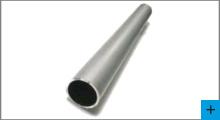 Tubo aluminio 1 1/4 x 1 mt
